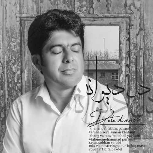 Download Ahang عباس پسندیده دل دیوانه