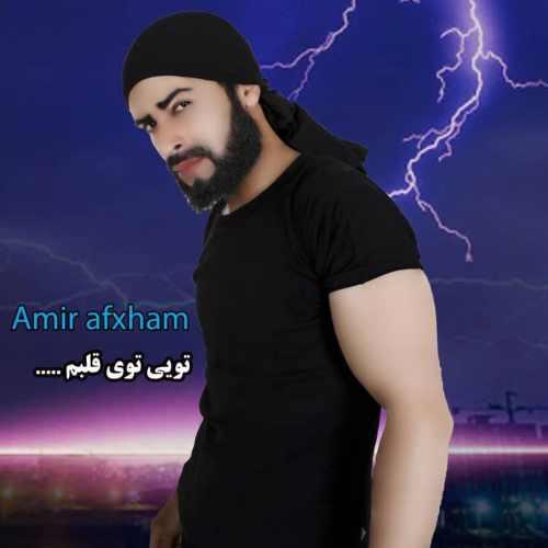 Download Ahang امیر افخم تویی توی قلبم
