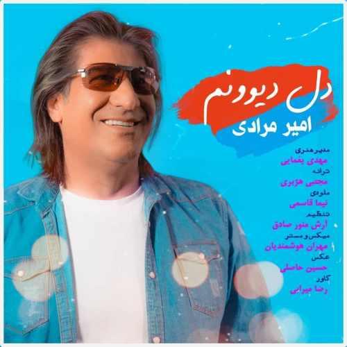 Download Ahang امیر مرادی دل دیوونم