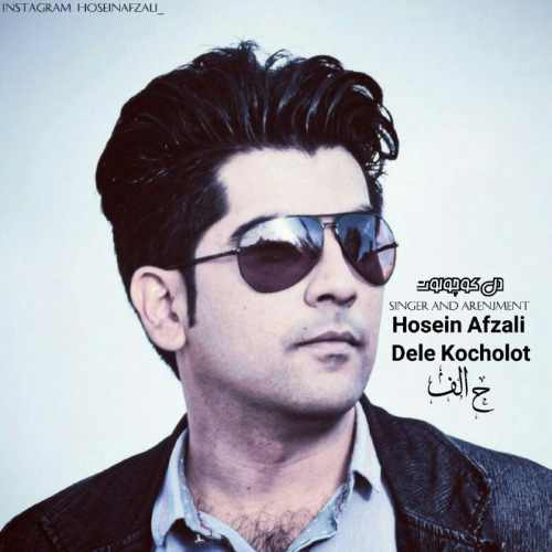 Download Ahang حسین افضلی دل کوچولوت