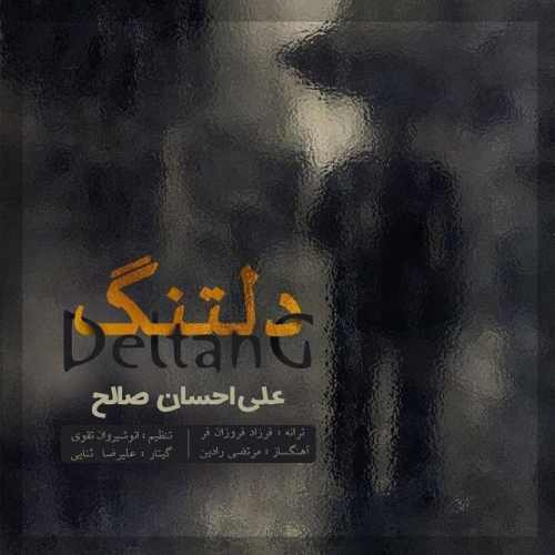 Download Ahang علی احسان صالح دلتنگ